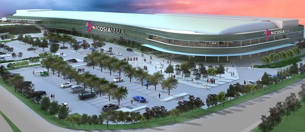 Nicosia Mall Lakatamia Nikozija Kipar