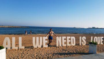 Besplatne ture na Kipru sa Jorgosom