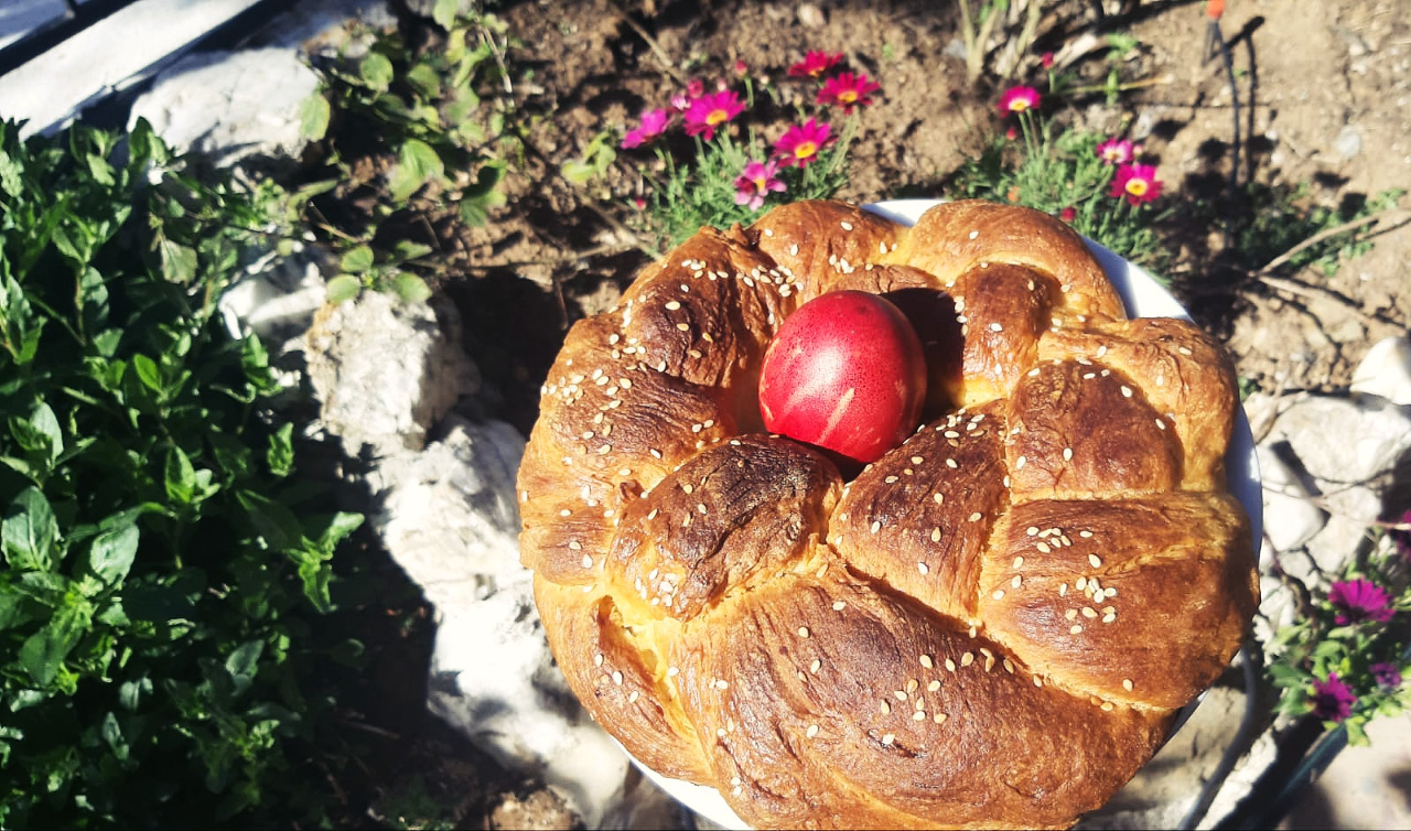 Uskrs na Kipru cureki pashalino