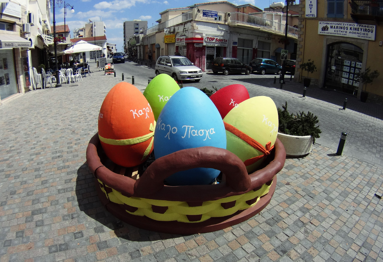 Uskrs na Kipru