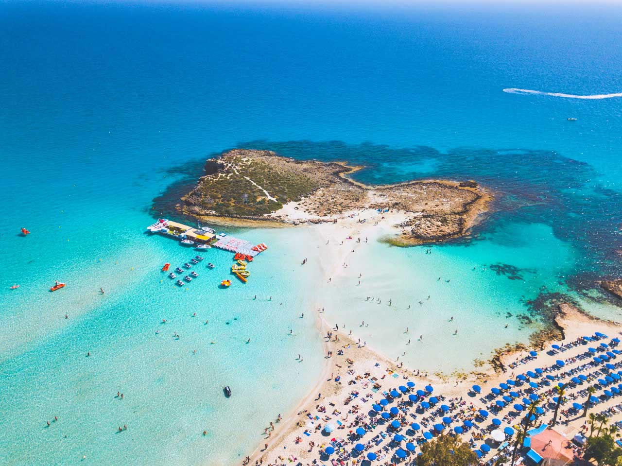 Vode Kipra najcstije u Evropi